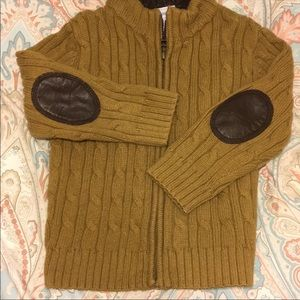 Gymboree Brown Cardigan 2T